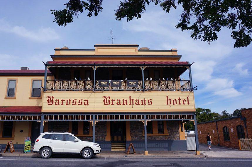 Iconic Barossa Brahaus Hotel, Angaston
