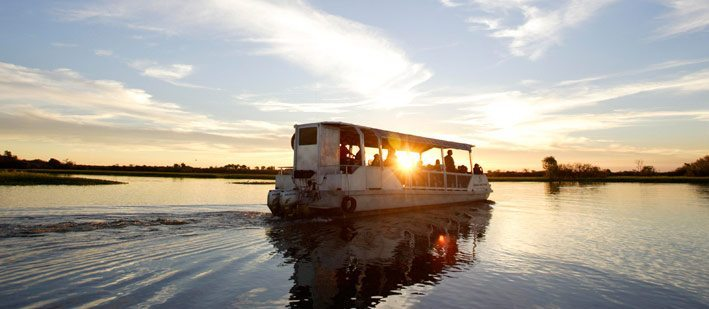Don't miss Yellow Water River Cruise with the kids
