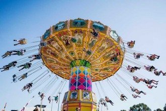 Wave Swinger at the Sydney Royal Easter Show, image RAS