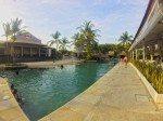 Great pool, good food, Spalsh Bistro