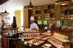 Chocolate fountain anyone? Image: Westin Resort Nusa Dua