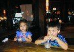Chocolate milkshakes whilst we wait. Ryoshi Bali
