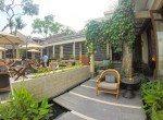 Alfresco dining Sundara Bali Four Seasons