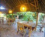 Outdoor dining. Warun DSawah