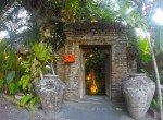 Entrance to Warung D'Sawah