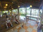 Indonesian decor Warung Mina Bali