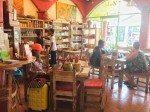 Cosy dining at Zula